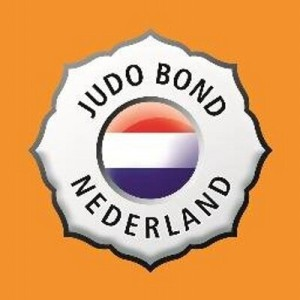 Logo judobond Nederland